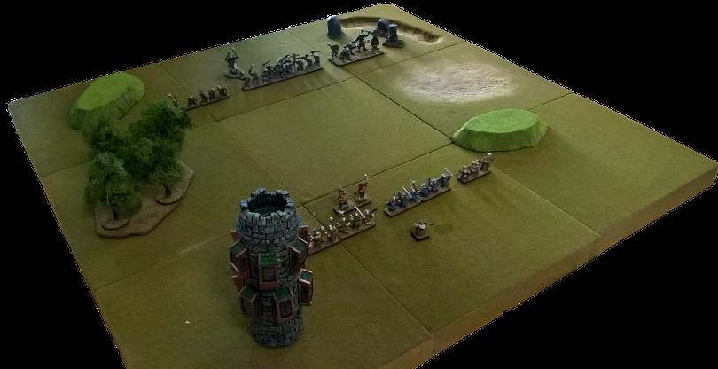 Battle Havoc! game