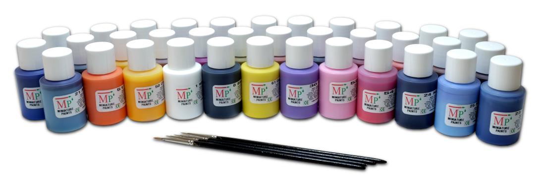 Miniature Paints set
