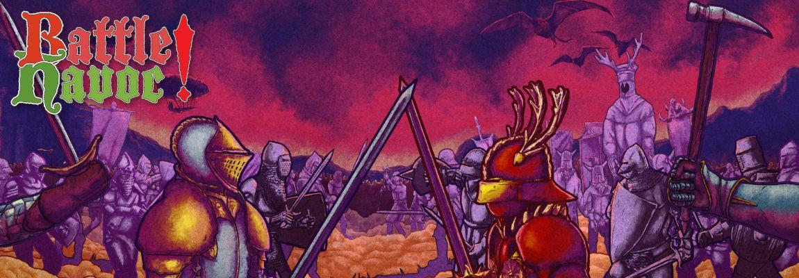 Battle Havoc! - Primer - free to download