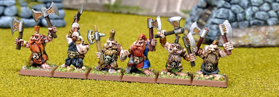 Dwarf Slayers