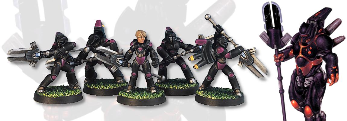 VASA's Black Legion